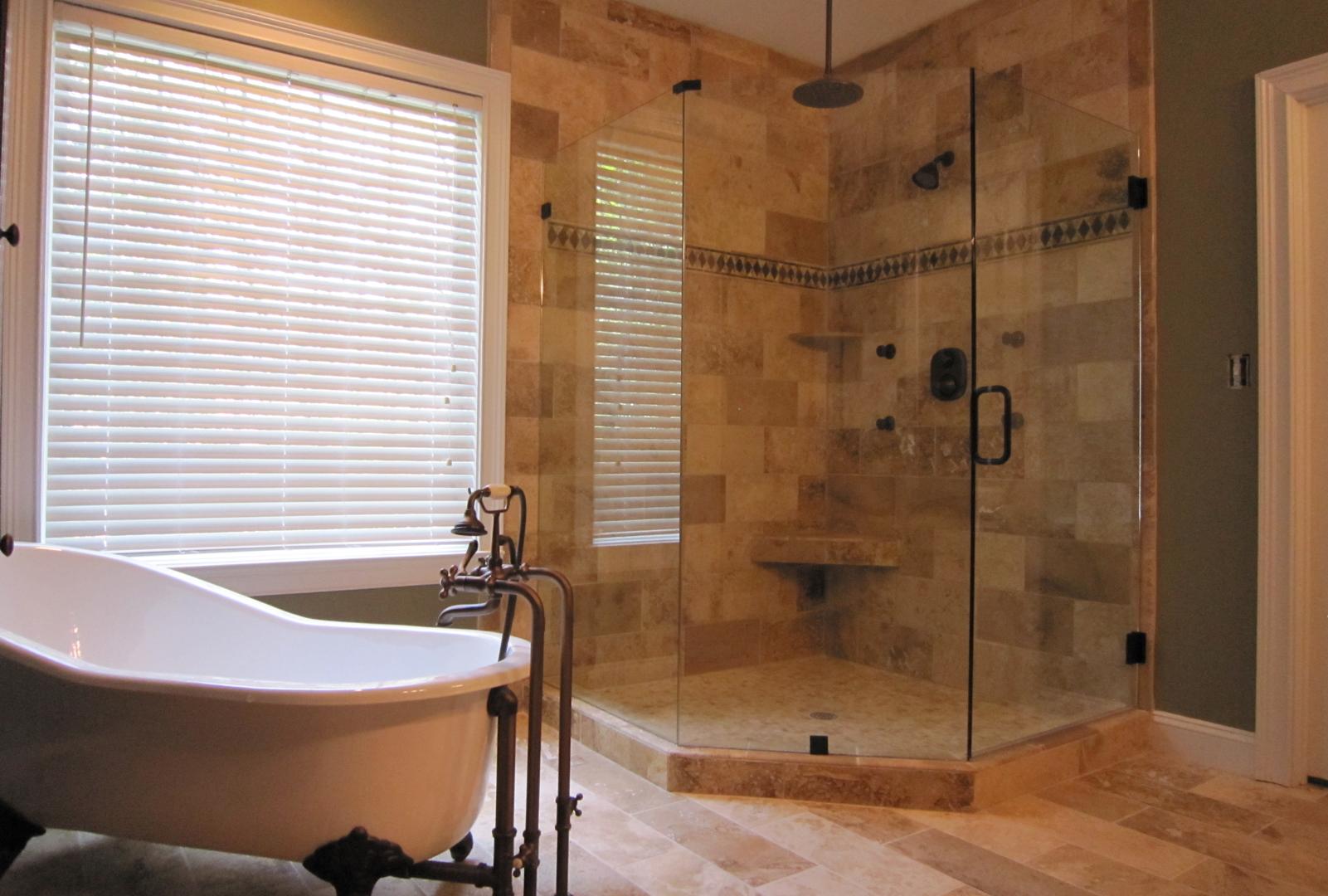 Brilliant small bathroom glass shelf bathroom elegant for Brown glass bathroom accessories