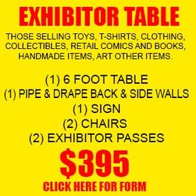 EXHIBITOR TABLE CONTRACT