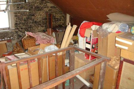 Attic Cleanout Attic Cleaning Service Attic & Crawl Space Cleaning Junk Removal in Lincoln NE | LNK Junk Removal