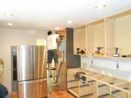 Las Vegas Cabinet Installer Cabinet Installation Service and