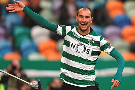 Bas Dost (Sporting)