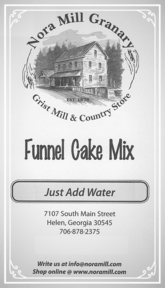 Nora Mill Funnel Cake Mix Recipes
