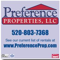 Real Estate Press, Southern Arizona, Preference Properties LLC