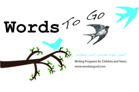 Words To Go Writing Programs for Children website