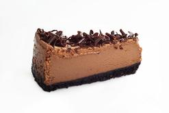 chocolate cheese cake www.fortunepizza.com