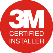 Fade II Black is a 3M Certified Installer