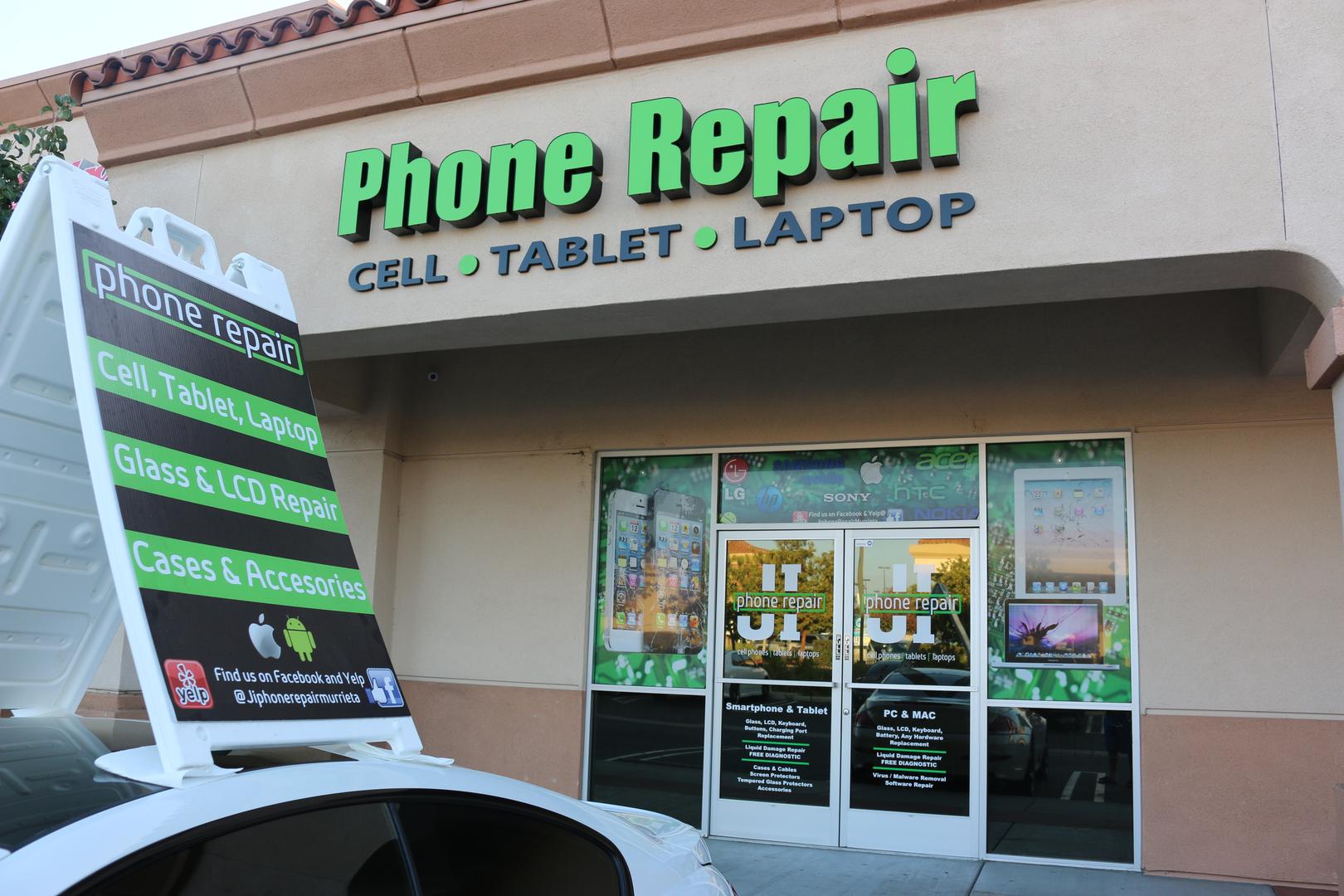 Ji Phone Repair Murrieta in Murrieta, Ca