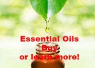 Buy or Learn more about Essential Oils