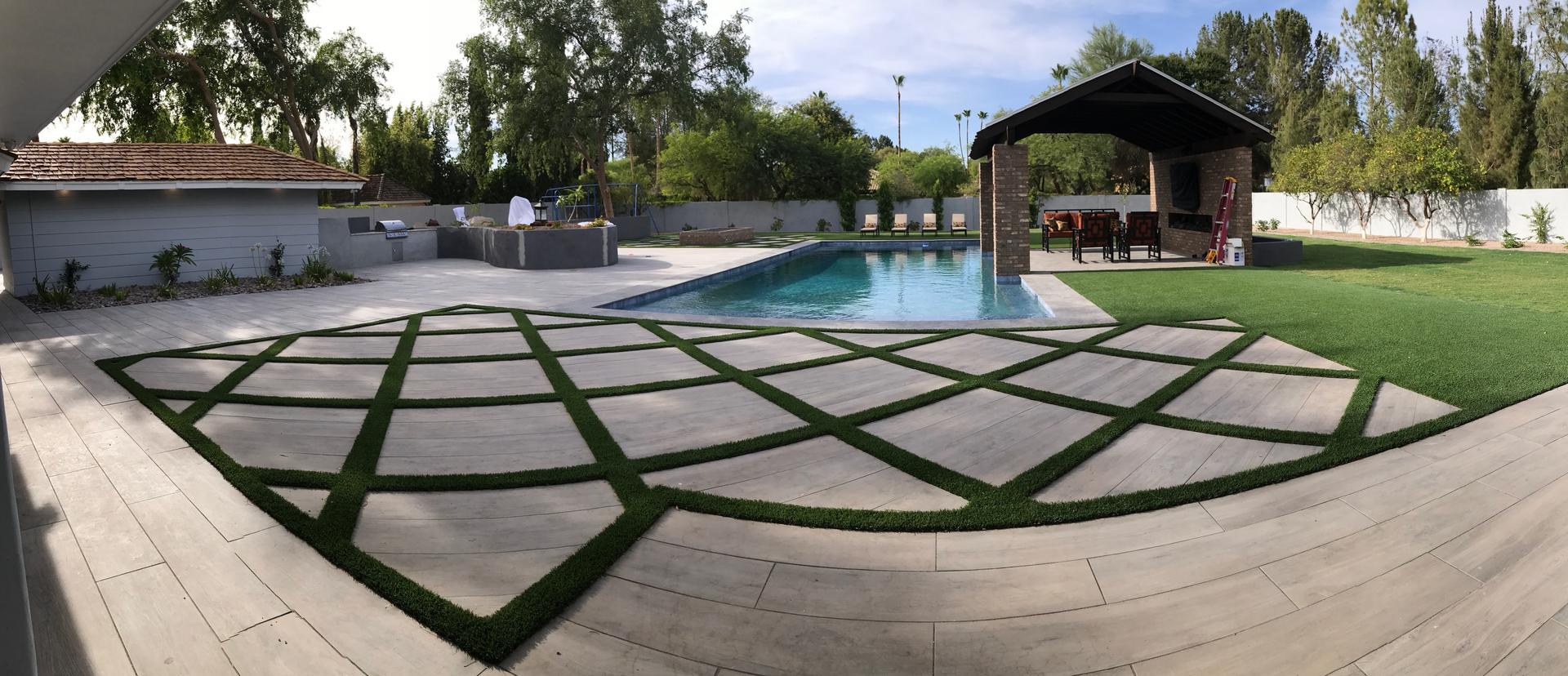 Landscape Design Backyard Landscape Designs Best Deal Landscaping Az San Tan Valley Az