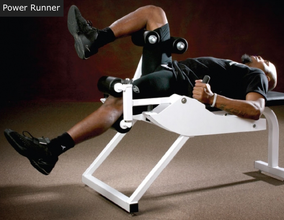 hydra-gym fitness speed runner machine speed trainer training equipment vert gravity free real runner