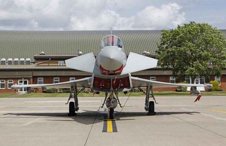 RAF Coningsby, Fightertown U K