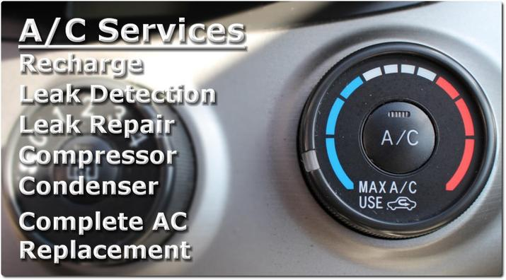 Las Vegas Car Air Conditioning Repair Services and Cost Mobile Air Conditioning Services and Maintenance|Aone Mobile Mechanics