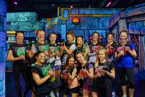 Lost Worlds Laser Tag The Best Birthday Parties And Group