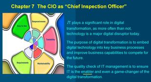 CIO as Chief Inspection Officer
