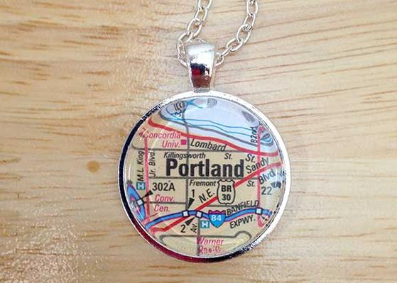 How to make a glass photo pendant mozeypictures Images