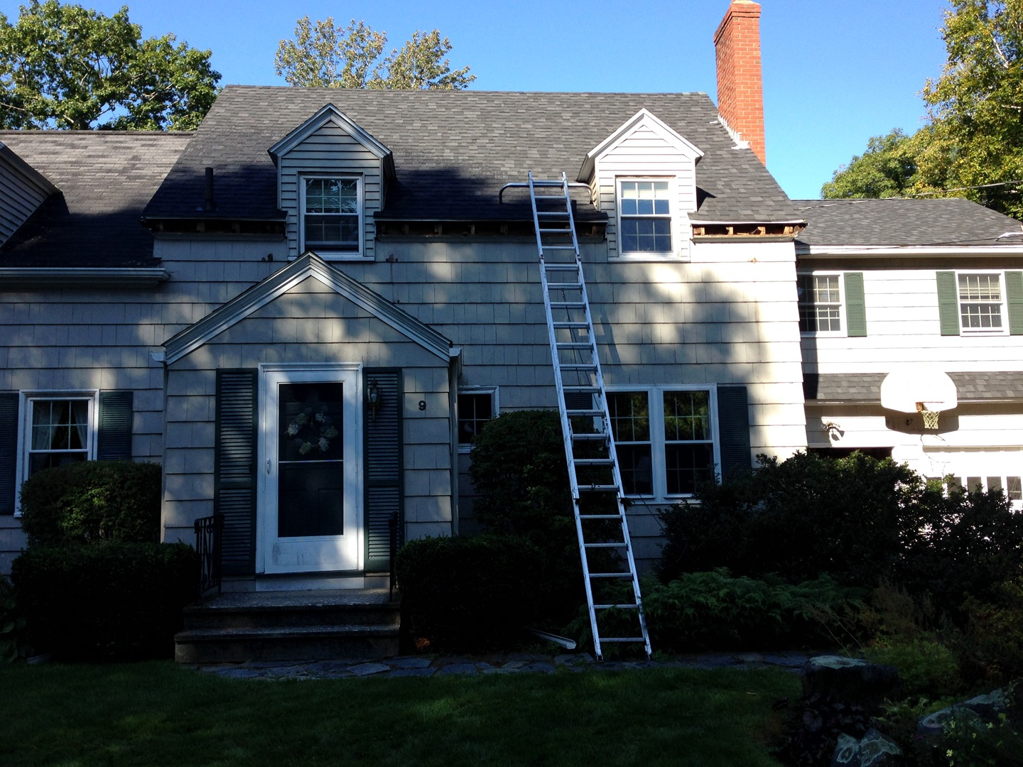 Replace fascia boards in sections - When Getting Estimates Ask If Your Gutter Contractor Is Willing To Replace Any Rotted Boards If They Are Discovered
