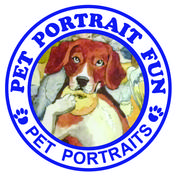 Pet Portrait Fun Pet Portraits Paint Your Pet