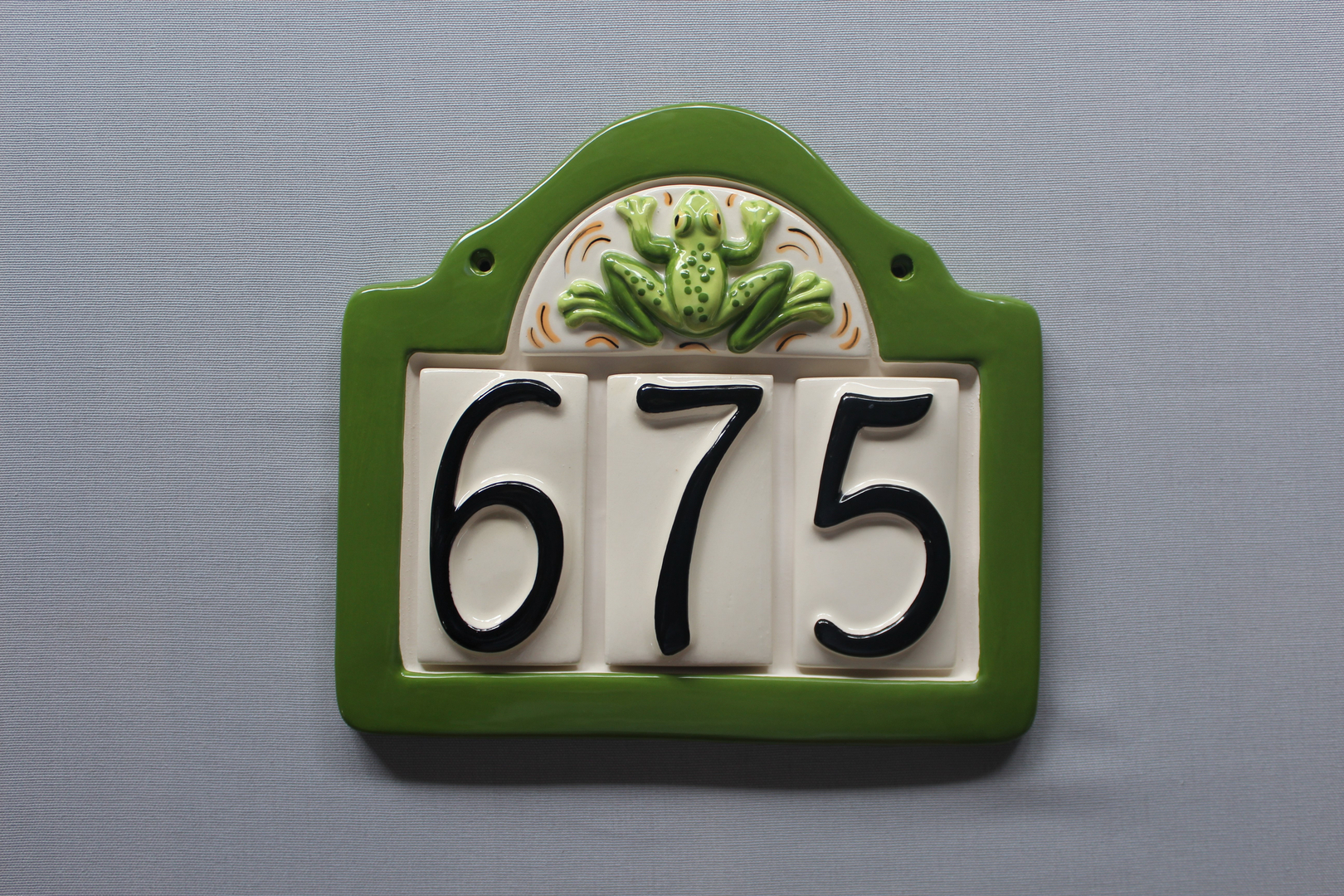 Address plaques taylor tiles coastal themed address plaques were born out of a potters love of the ocean glenda taylor is an accomplished studio potter and scuba diver dailygadgetfo Choice Image