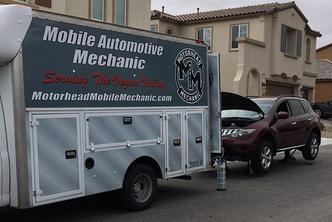 Mobile Mechanic Las Vegas Nevada