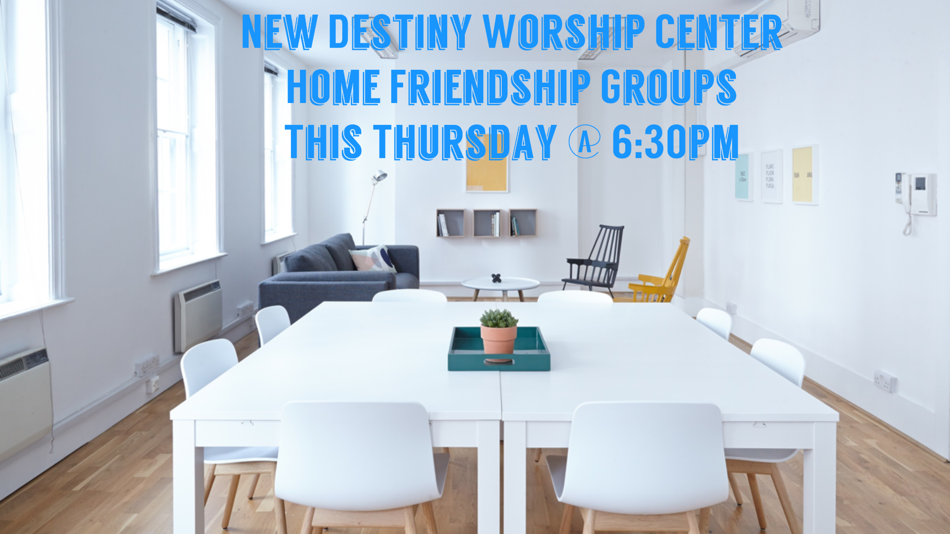 New Destiny Worship Center