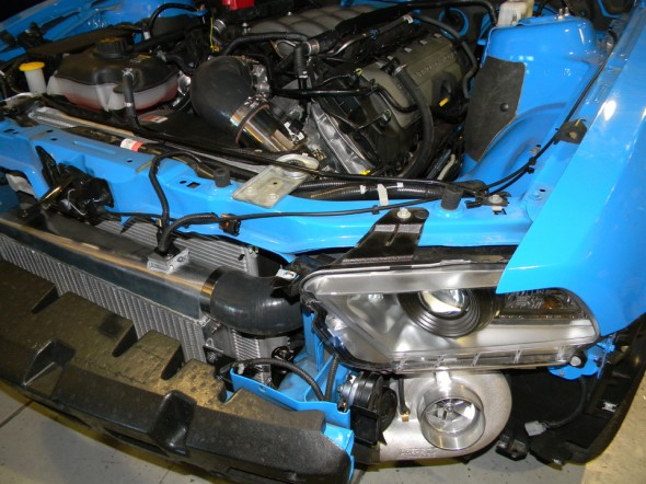 Ford Turbo Kits