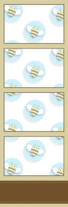 Bumblebee Booths Photo Strip sample #18