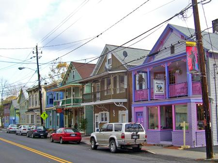 Downtown Rosendale