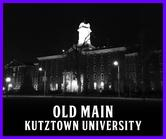 Old Main, Kutztown University in PA