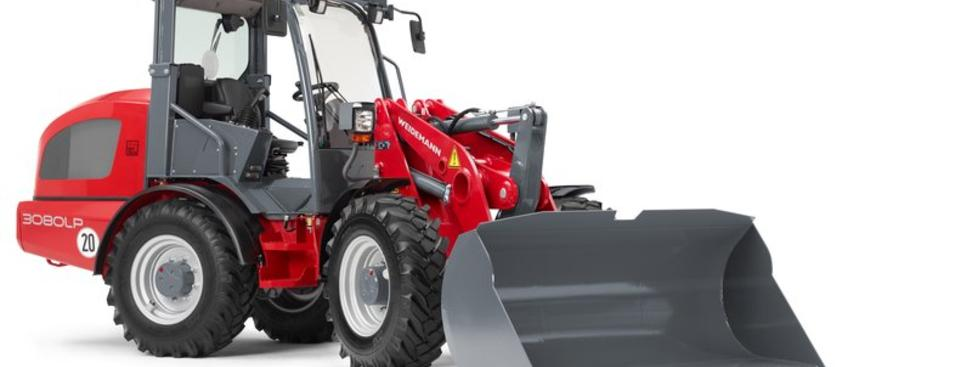 Weidemann 3080LP Wheel Loader