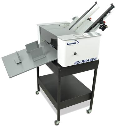 Count EZCreaser Digital Creasing and Perforating Machine sold by Cedar Rapids Photo Copy, Inc.