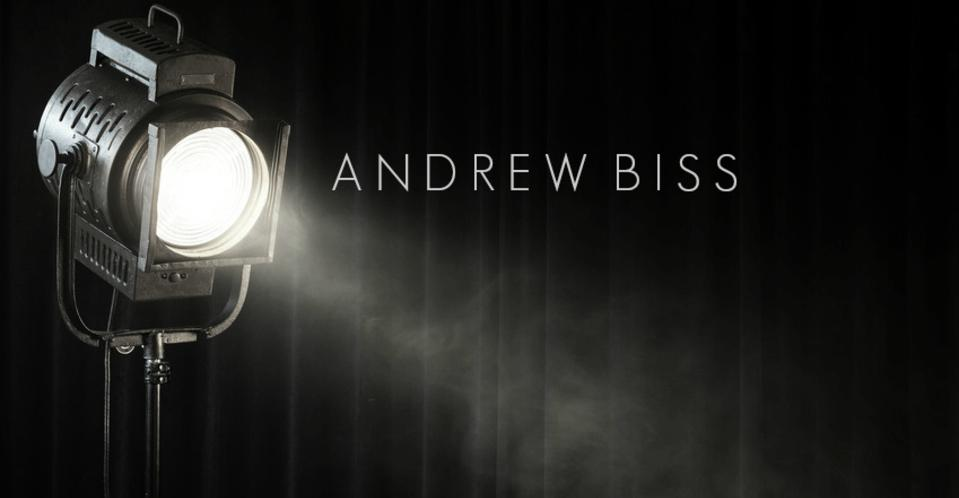 Official website of playwright Andrew Biss
