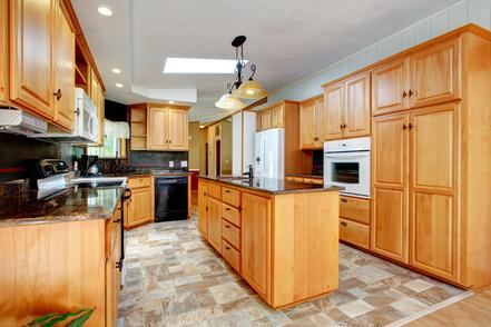 tile installation kitchen remodel custom ceramic tile Cherry Hills Village Colorado