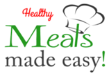 Healthy Meals Made Easy Logo