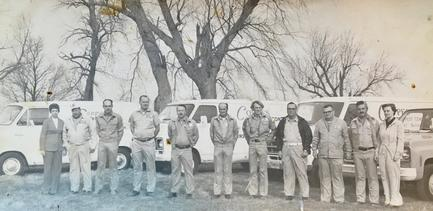 Coppes Termite and Pest Control Service in 1970's Burlington, Iowa