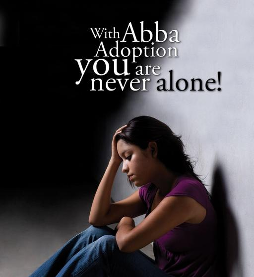 With Abba Adoption, you're never alone!