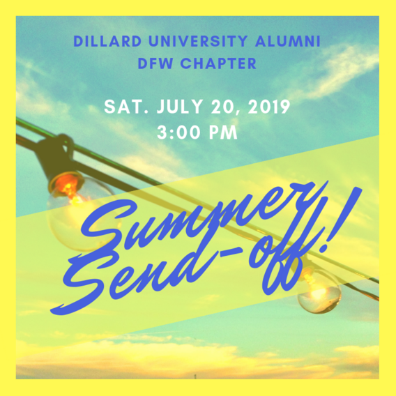 DU DFW Chapter Summer Send-off