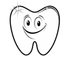 Picture of cartoon tooth