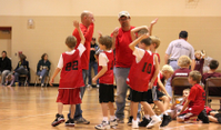 Youth Brandon Valley Basketball