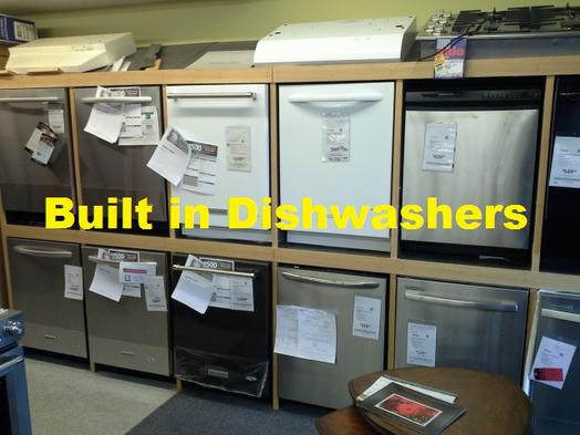 parma furniture diswashers
