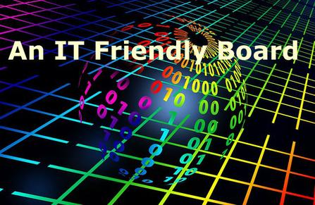 information, IT, board