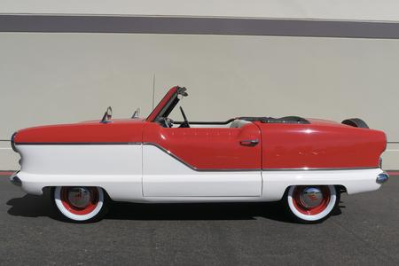 1957 Metropolitan 1500 Series III Convertible for sale by Motor Car Company in San Diego California