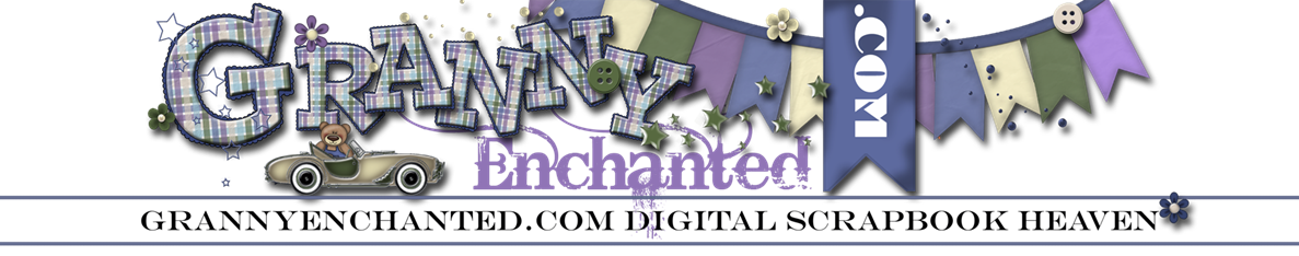 GRANNY ENCHANTED'S BLOG