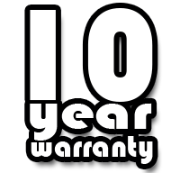 10 year warranty picture image