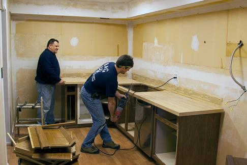 KITCHEN DEMOLITION SERVICES