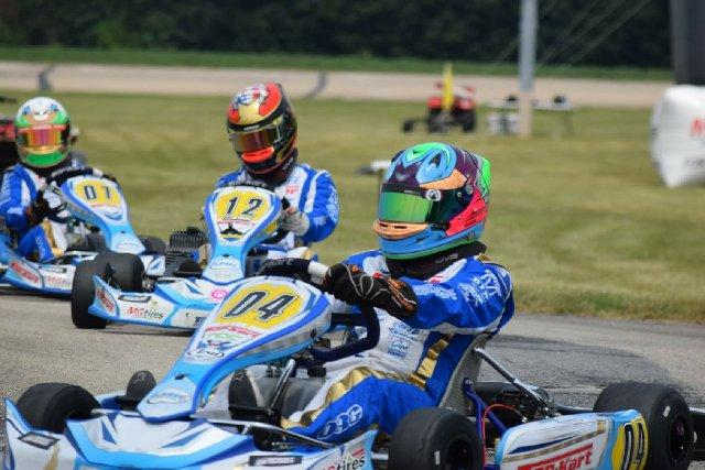Top Kart, AMK Race Products
