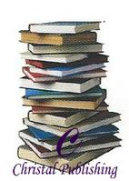 A picture of a stack of books -in colour