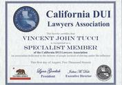 Vincent Tucci Orange County DUI Attorney