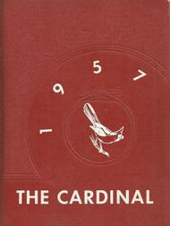 1957 Oxford Cardinal Yearbook
