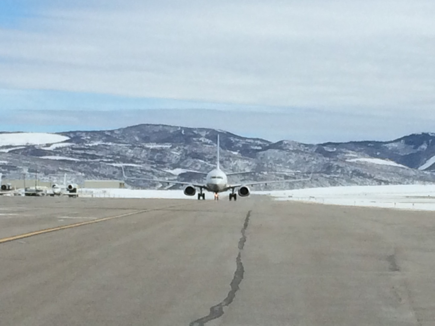 Commercial Airport - Yampa Valley Regional Airport