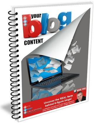 Learn about Blogging-Blog Content